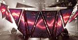 Wasser-Beweis gebogene faltbare u. flexible LED-Bildschirmanzeige