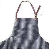 Avental resistente do cozimento da sarja de Nimes da qualidade superior para a loja do pão