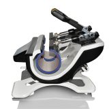Sunmetaデジタルの陶磁器のマグの印字機二重端末の熱の出版物のマグの印字機