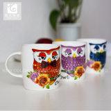 Tasse de lait de tasse de café de tasse de thé de porcelaine de cadeau de Liling Chine
