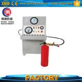 Hohe Genauigkeits-Feuerlöscher-Stickstoff-Gas-Füllmaschine mit niedrigem Verbrauch