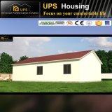 Vert Maisons préfabriquées en béton modulaire excellent coupe-feu avec des décorations de luxe