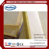 Azulejos del techo del corte de la lana de vidrio