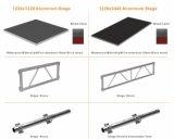 Qualität Stage Board/Stage Brace/Stage Stand/Tude/Adjustable Base für Aluminum Stage