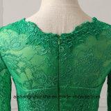 Robe d'usager formelle de long de chemise de robes de soirée lacet de sirène