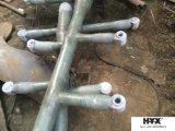 Tubo de FRP para el equipo de desulfuración de gases de combustión