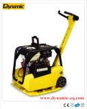 Compactador de chapa reversível com motor de gasolina Honda