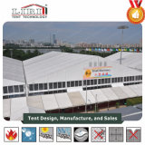 Le Germanie tenda di alluminio del capannone di 100m x di 40m per il congresso di mostra