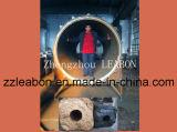Four carbonisant chaud à combustible solide de vente