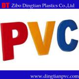Junta de espuma de PVC de alta densidad para Cartel