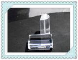 Uvfs K9 Bk7 Jgs1 Lens cylindre, optique