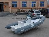 Liya 5.2mのディンギーのHypalonの海洋のスポーツのボートの余暇のボート