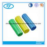 Bolsos de basura plásticos del bolso de basura del HDPE