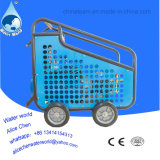 Bomba de agua de alta presión del pistón del producto de limpieza de discos de alta presión