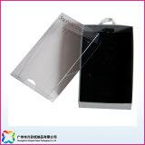 Caixa de empacotamento de papel do cartão luxuoso da jóia com tampa (xc-1-074)