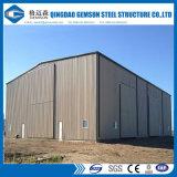 China fertigen vorfabriziertes helles Stahlkonstruktion-Gebäude-Lager kundenspezifisch an