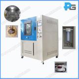 Le dispositif d'essai de résistance à l'eau Ipx3 et Ipx4 se conforment à IEC60529