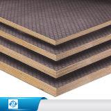 A película material de E1/E2/Building/Construction enfrentou a madeira compensada