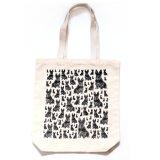 bolso de compras con algodón natural