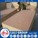 18mm Commcial Plywood Uit China Factory met Goede kwaliteit voor Meubilair