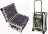 10W l'énergie solaire Système Portable Case Valise avec radio FM MP3