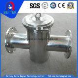 Rcyj Liquid Pipeline Séparateur magnétique permanent pour piège en métal ferreux liquide