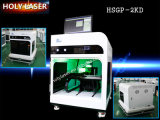 Laser santo Crystal Inside Engraving Machine del laser 3D