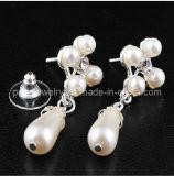 La joyería de moda de primavera/ Perla/ Niña chapados en plata regalos del amigo de fiesta de aniversario de la PROM (PE-003)