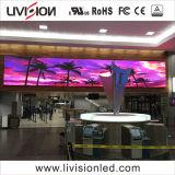 Vente chaude P3.91mm écran LED de l'intérieur de l'écran à affichage LED pour la location de l'événement