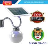 Lámpara de aluminio del jardín LED de la marca de fábrica de Mang