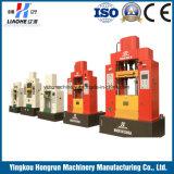Máquina de la prensa hidráulica de cuatro columnas