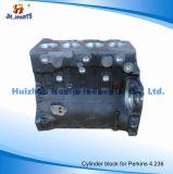 Bloque de cilindros del motor diesel Perkins de 4.236 a 4.24850255 Zz Zz50226