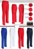 OEMのゴルフ長ズボンはCultivative適当なFigueの夏か春のスポーツの長ズボンを乾燥する