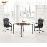 현대 디자인 회의실을%s 나무로 되는 사무실 회의 테이블