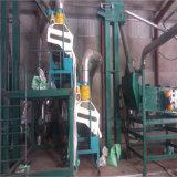 米のコーヒー豆の水田のゴマの石取り機