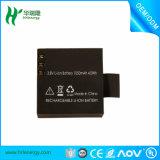 Batteria dello Li-ione del polimero di tensione 3.8V 1050mAh per la mini macchina fotografica