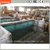 4-19 трафаретная печать из закаленного стекла для скольжения по полу