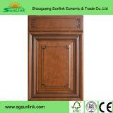 Portello di legno degli armadi da cucina della mobilia per il Governo del pattino