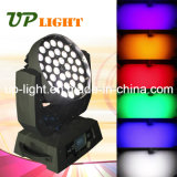 36*15W 5in1 RGBWA Stadiums-beweglicher Kopf des Summen-Großverkauf-LED