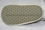 아기 신발 인쇄를 가진 화포 직물