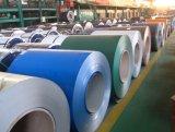 Colores RAL PPGI el recubrimiento de zinc hojas/Prepainted bobinas de acero galvanizado