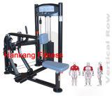 máquina da aptidão, equipamento do edifício de corpo, fileira vertical PT-810