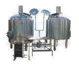 Produto comestível? Tanque brilhante do equipamento da cerveja do aço inoxidável 304/cerveja (ACE-FJG-R9)