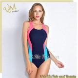 Сексуальные напечатанные женщины Бикини зреют способ Swimsuit один Swimsuit части