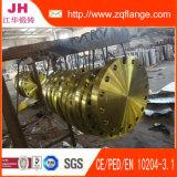通されたフランジ(Thのフランジ) -炭素鋼中国製