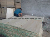 Una buena calidad de contrachapado de madera de pino