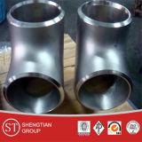 Té égal modifié d'acier inoxydable des garnitures de pipe ASTM Ss304