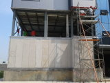 De Structuur van het staal van Multilayer Bouw van de Ontwikkeling van de Flat Woon