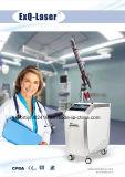 Grote de q-Schakelaar van de Grootte van de Vlek Professionele FDA van Picolaser van de Verwijdering van de Tatoegering van de Laser van Nd YAG Medische, Medicial Ce, Goedgekeurde Tga