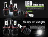 Certificazione 4500lm 80W di RoHS del Ce del faro del LED
